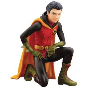 Kotobukiya DC Comics Damian Wayne Robin Ikemen First Edition Statue
