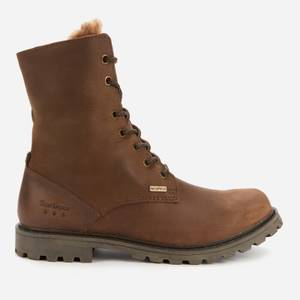 Barbour Women's Hamsterly Lace Up Boots - Brown