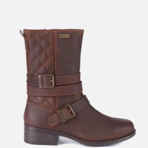 Barbour Women's Garda Ankle Boots - Teak
