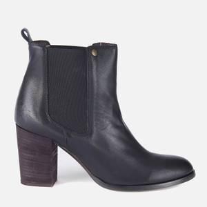 Barbour Women's Valentina Heeled Chelsea Boots - Black