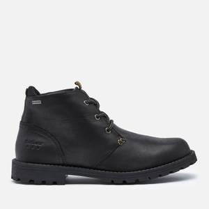 Barbour Men's Pennine Chukka Boots - Black