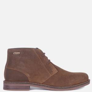Barbour Men's Readhead Chukka Boots - Brown Suede