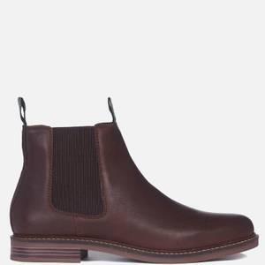 Barbour Men's Farsley Chelsea Boots - Choco