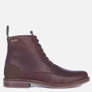 Barbour Men's Seaham Derby Boots - Teak