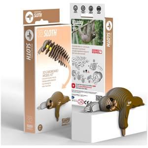 EUGY Sloth 3D Craft Kit
