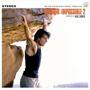 Mondo - Mission: Impossible 2 (Music From The Motion Picture Soundtrack Score - Expanded Edition) 2xLP