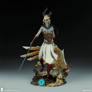 PureArts Court Of The Dead - Kier 1:8 Scale Limited Edition PVC Statue