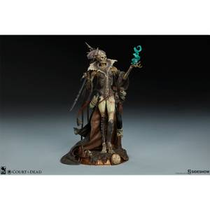 PureArts Court Of The Dead - Xiall 1:8 Scale Limited Edition PVC Statue
