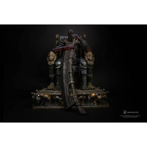 PureArts Dark Souls Yhorm 1:12 Scale High-End Limited Edition Statue