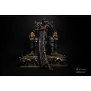 PureArts Dark Souls  Statuette haute gamme Yhorm à l'échelle 1/12  Édition Limitée