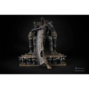 PureArts Dark Souls Yhorm 1:18 Scale High-End Limited Edition Statue