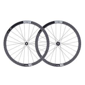 Sector GCi Carbon Clincher Tubeless Disc Wheelset - 700c