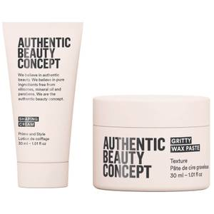AUTHENTIC BEAUTY CONCEPT Shaping Cream / Gritty Wax Paste