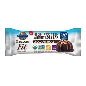Organic Fit Plant-Based Bar 有機塑身植物性能量棒 - 巧克力法奇軟糖 - 4枚入