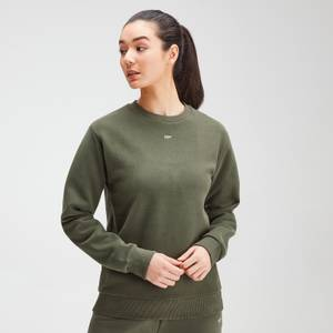 MP Dam Essentials Sweatshirt- Dark Olive