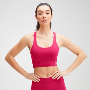 MP Women's Essentials Training Sports Bra - Virtual Pink