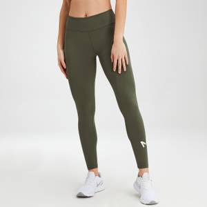 MP Women's Essentials Training Leggings - Dark Olive