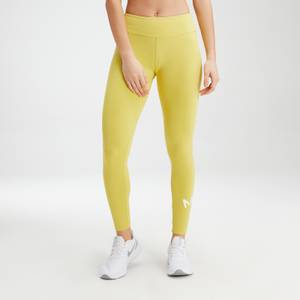 MP Women's Essentials Training Leggings - Washed Yellow