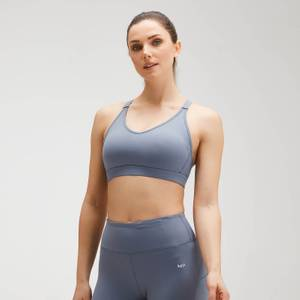 MP Women's Power Mesh Sports Bra - Galaxy