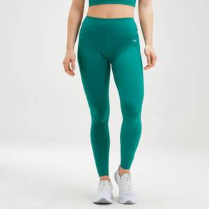MP Women's Power Leggings - Energy Green