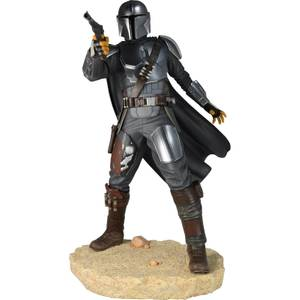 Diamond Select Star Wars Premier Collection Mandalorian MK3 1/7 Scale Statue