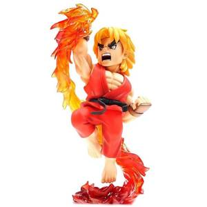 BigBoysToys - Street Fighter T.N.C 02 Ken Figure