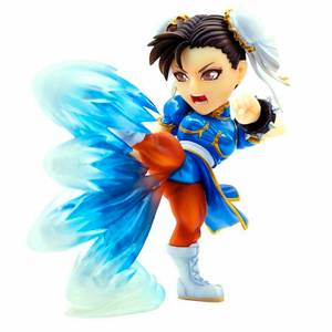 BigBoysToys - Street Fighter T.N.C 03 Chun-Li Figure
