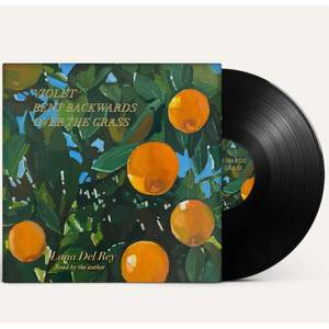 Lana Del Rey - Violet Bent Backwards Over The Grass LP