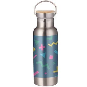 Bits And Bobs Portable Insulated Water Bottle - Steel