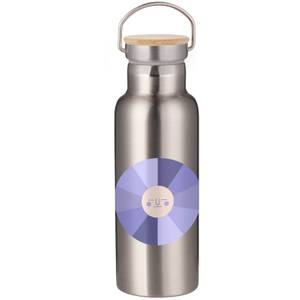 Colours Of The Moon Portable Insulated Water Bottle - Steel