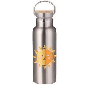 Sunshine Portable Insulated Water Bottle - Steel