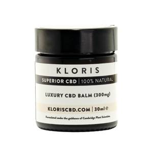 KLORIS 300mg Luxury CBD Balm 30ml