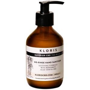 KLORIS Soothing No-Rinse CBD Hand Sanitiser 200ml