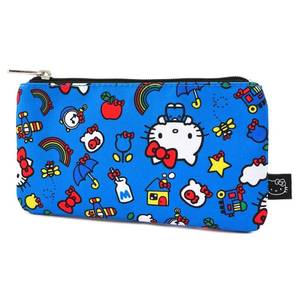 Loungefly Sanrio Hello Kitty 45th Anniversary AOP Coin Bag