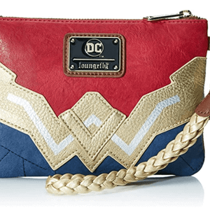 Loungefly DC Comics Wonder Woman Wristlet