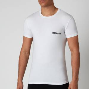 Emporio Armani Men's New Icon T-Shirt - White