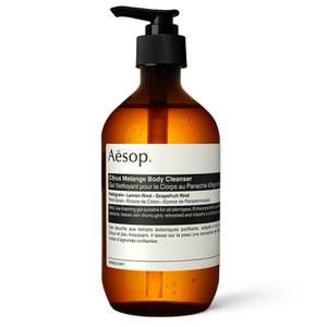 Aesop Citrus Melange Body Cleanser with Screw Cap 500ml