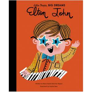 Bookspeed: Little People Big Dreams: Elton John