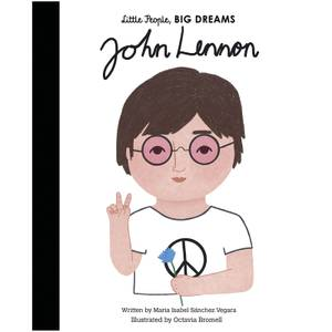 Bookspeed: Little People Big Dreams: John Lennon