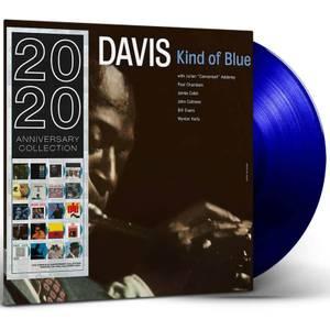 Miles Davis - Kind Of Blue (Blue Vinyl) LP