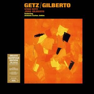 Stan Getz & Joao Gilberto - Getz / Gilberto LP
