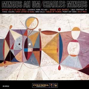 Charles Mingus - Mingus Ah Um (Blue Vinyl) LP