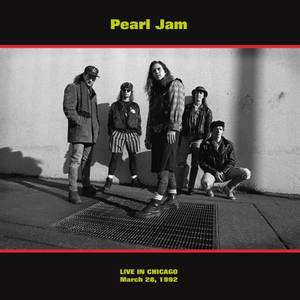Pearl Jam - Chicago 3/28/92 (Red Vinyl) LP