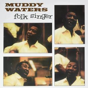 Muddy Waters - Folk Singer LP