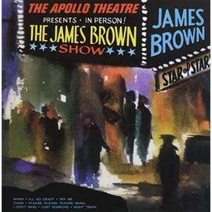 James Brown - Live At The Apollo LP