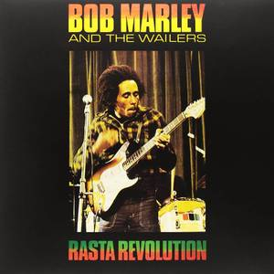 Bob Marley & The Wailers - Rasta Revolution LP