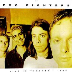 Foo Fighters - Live In Toronto - April 3 / 1996 (Green Vinyl) LP