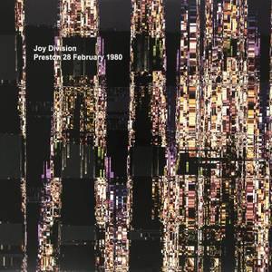 Joy Division - Live In Preston / February 28 / 1980 LP
