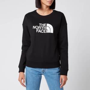 The North Face Women's Drew Peak Crew Sweat - TNF Black