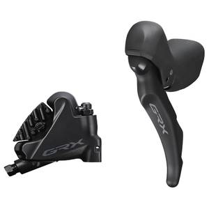 Shimano GRX BL-RX600 1x11 Left Hand Brake Lever with RX400 Caliper